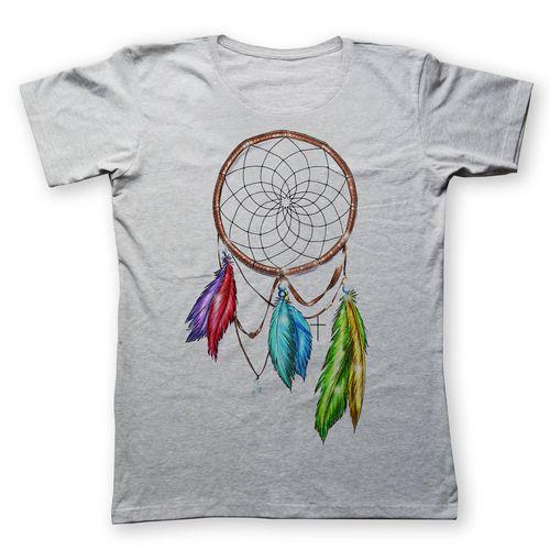 تي شرت يورپرينت طرح دریم کچر کد 458
