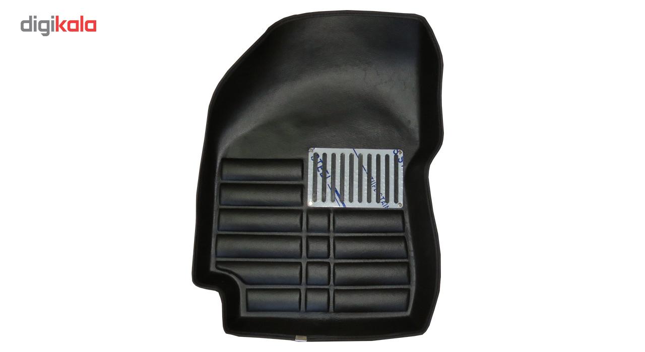 کفپوش سه بعدی خودرو مناسب برای پراید