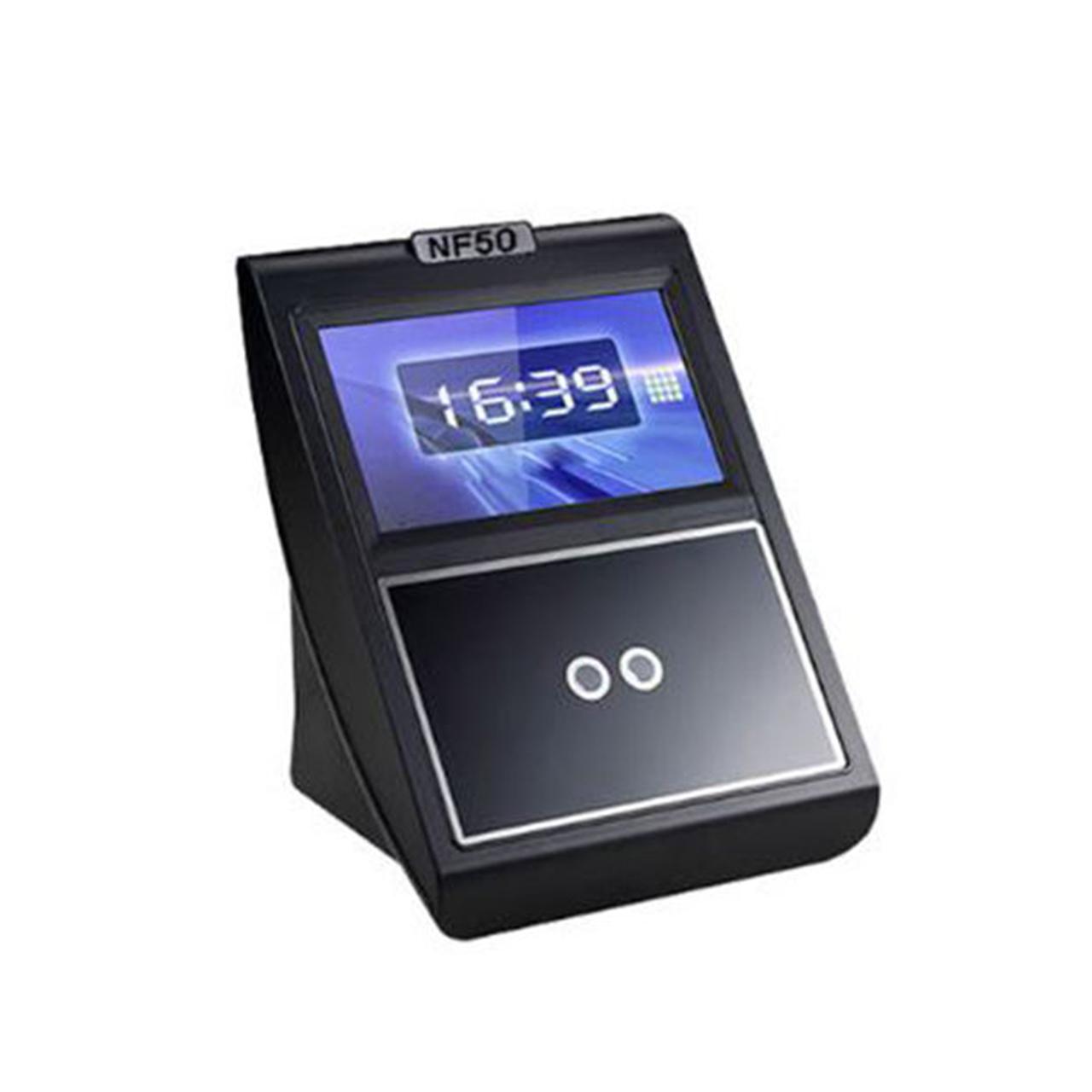 دستگاه حضور غیاب زد کی تی اکو مدل NF50  همراه با 10 عدد کارت RFID