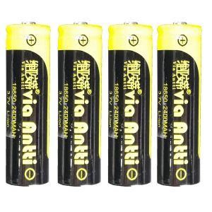 باتری شارژی ویا آنتی بسته 4 عددی