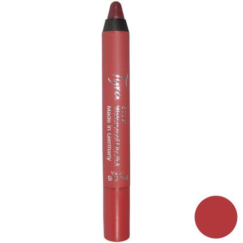 رژلب مدادی ضد آب تایرا شماره 615