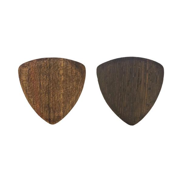 پیک چوبی ونگه و گردو چوپیک مدل delta بسته 2 عددی