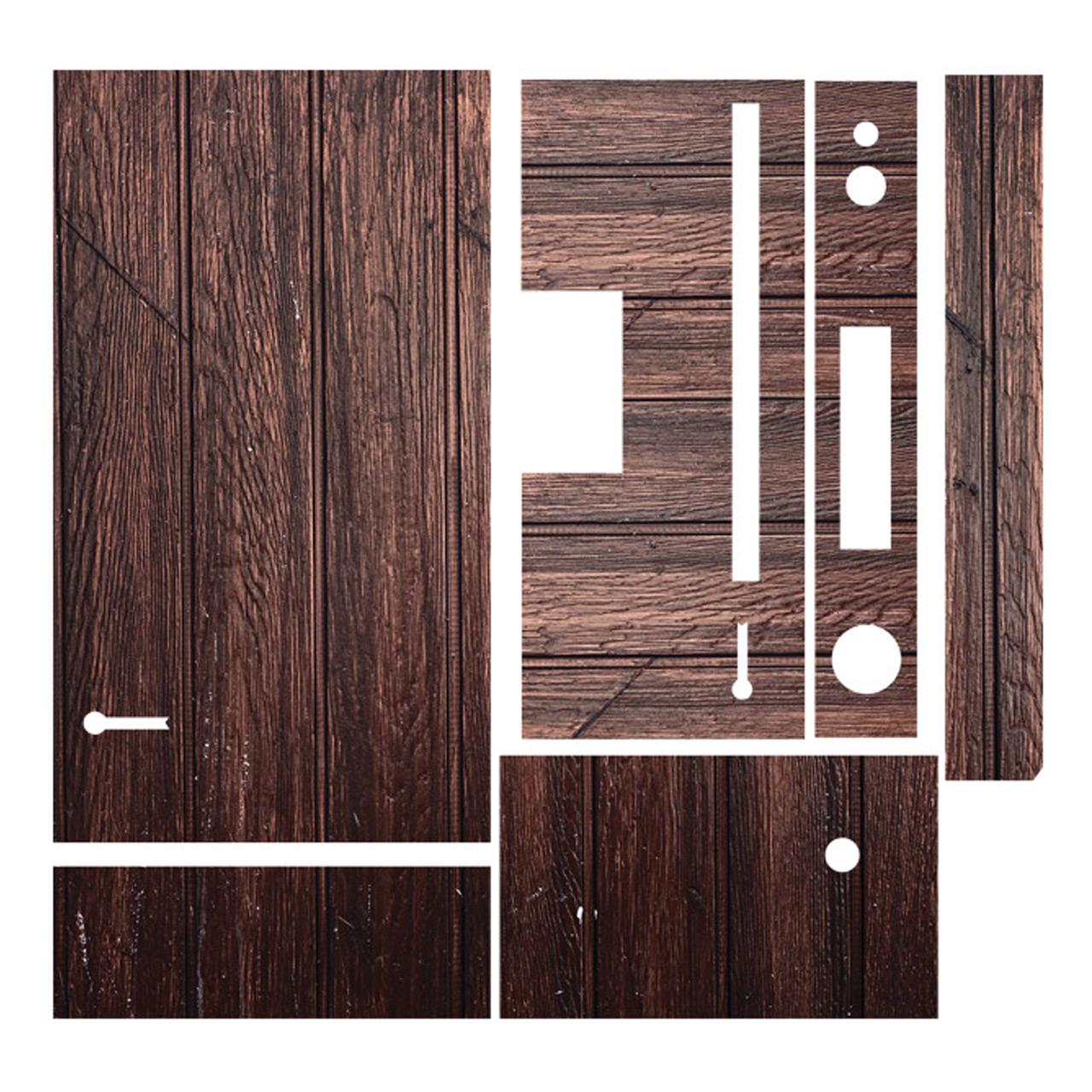 بررسی و {خرید با تخفیف} برچسب افقی ایکس باکس 1 گراسیپا طرح لکه چوبی اصل