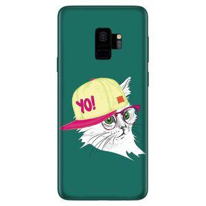 کاور آکو مدل K6 مناسب برای گوشی موبایل سامسونگ Galaxy S9