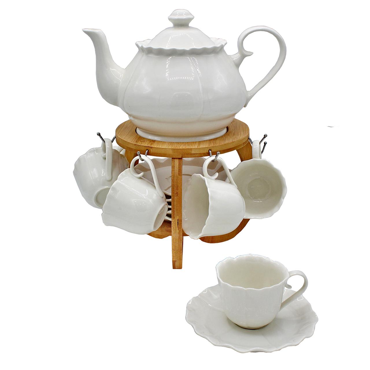 عکس سرویس چای خوری پی مدل 7414