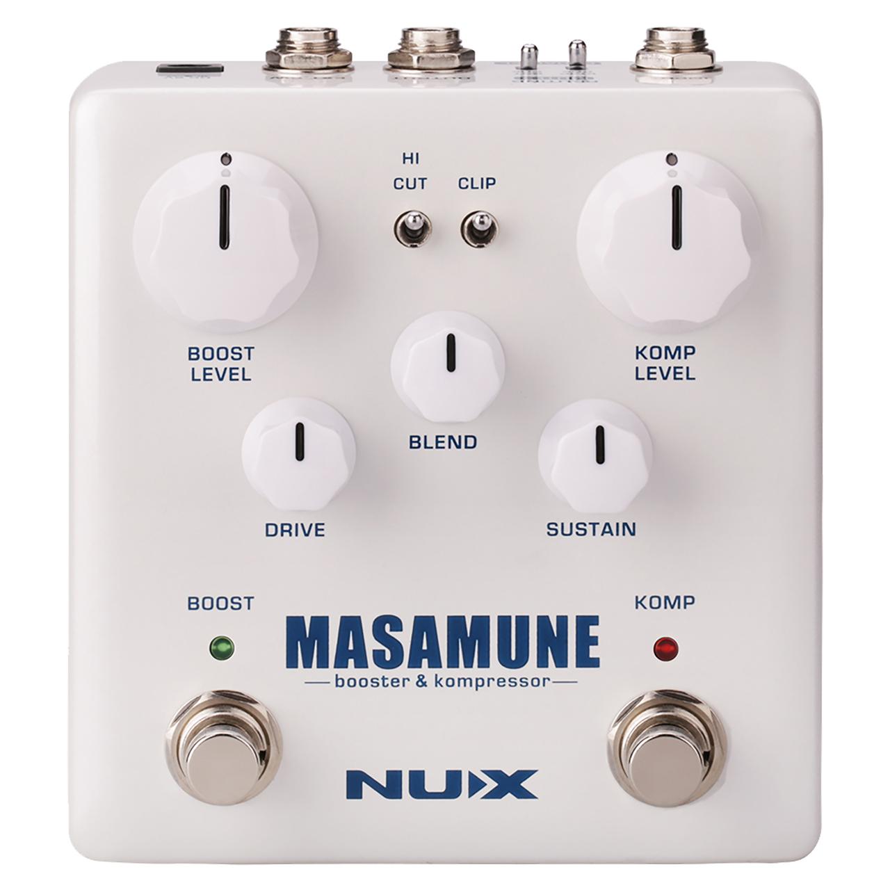افکت گیتار ان یو ایکس مدل Masamune