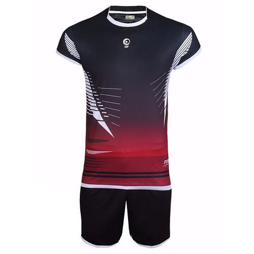 پیراهن و شورت ورزشی مردانه مدل هیوا HDF01