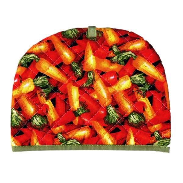 روقوری چاپی رزین تاژ طرح هویج