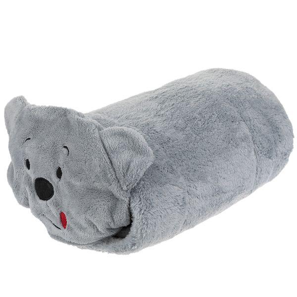 پتوی نوزادی افرا مدل Gray Pooh Bear