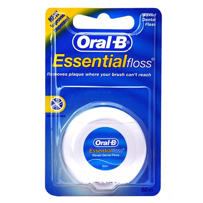 قیمت نخ دندان اورال-بی مدل Essential Floss