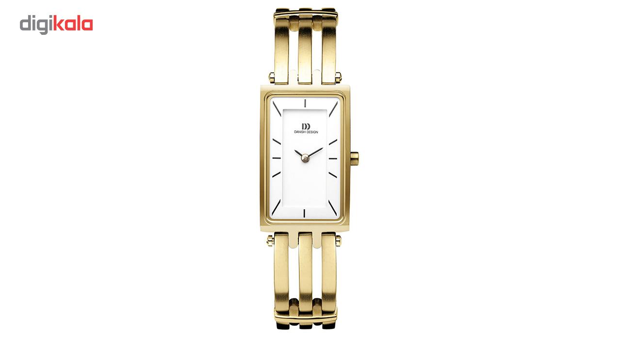 ساعت مچی عقربه ای زنانه دنیش دیزاین مدل IV05Q663
