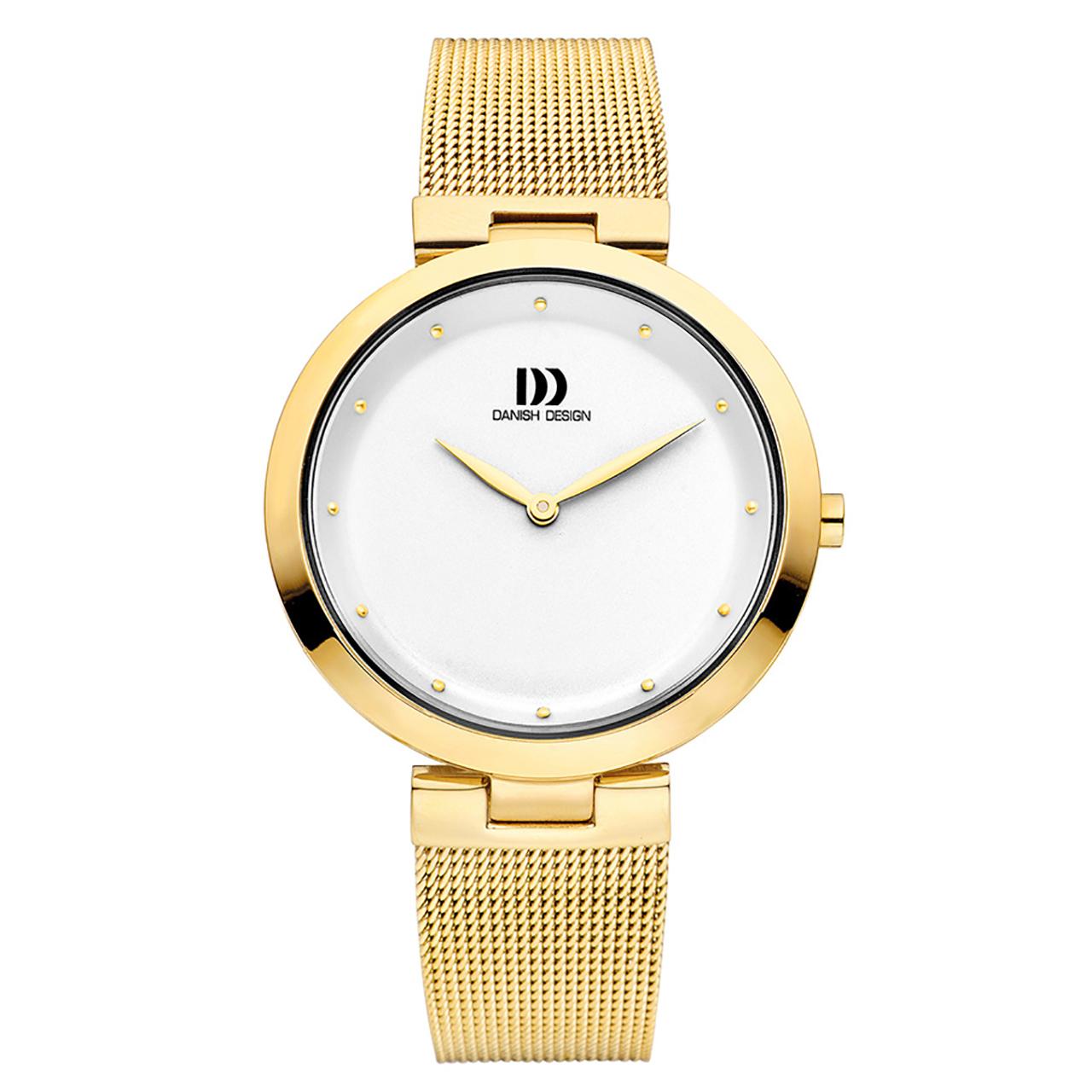ساعت مچی عقربه ای زنانه دنیش دیزاین مدل IV05Q1163