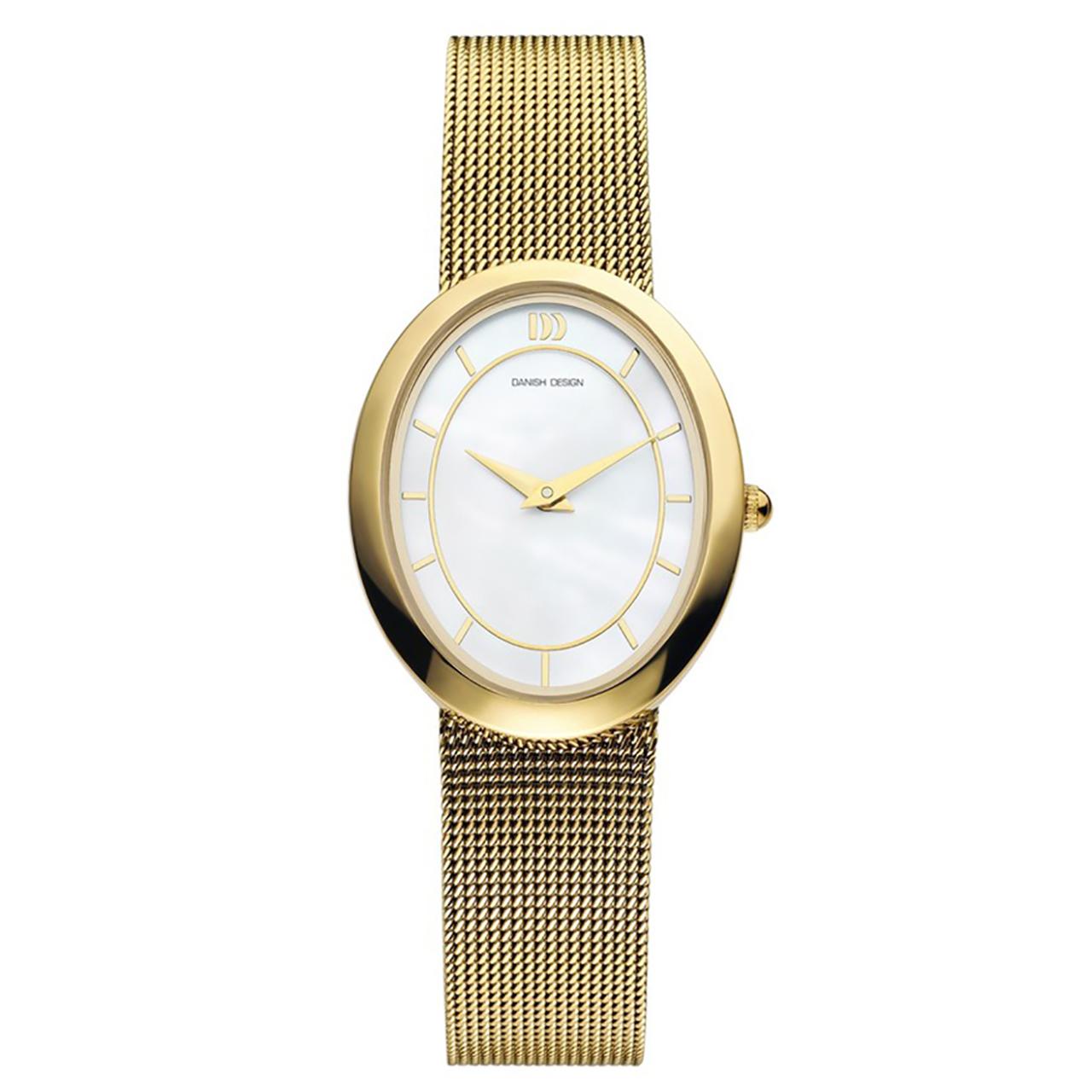 ساعت مچی عقربه ای زنانه دنیش دیزاین مدل IV05Q995