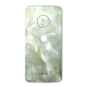 برچسب پوششی ماهوت مدل Marble-light Special مناسب برای گوشی  Motorola Moto G5 Plus