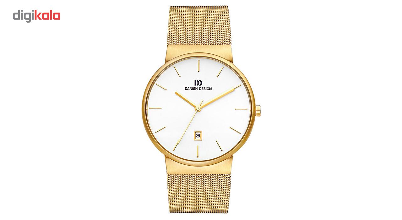 قیمت                      ساعت مچی عقربه ای مردانه دنیش دیزاین مدل IQ05Q971
