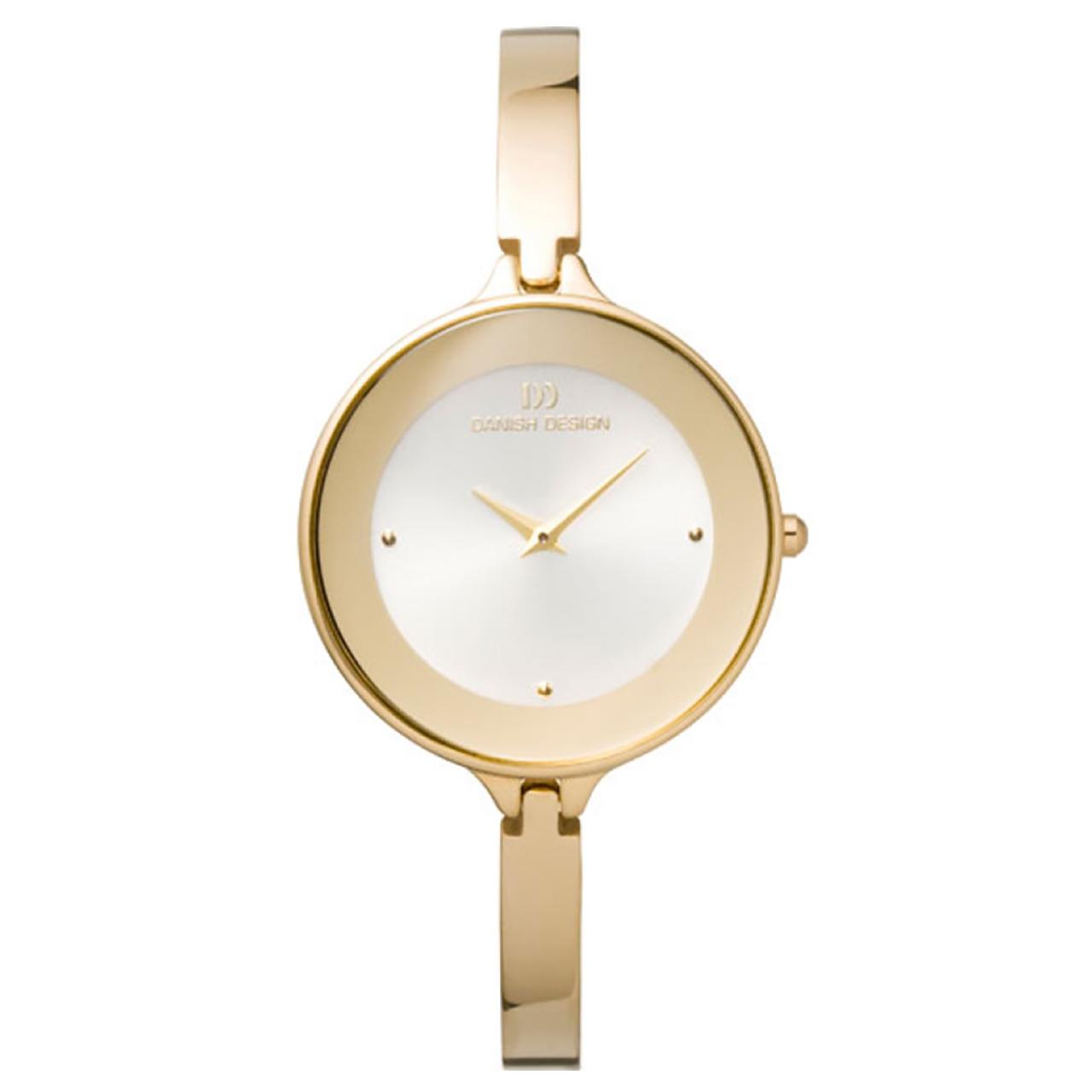 ساعت مچی عقربه ای زنانه دنیش دیزاین مدل IV05Q747