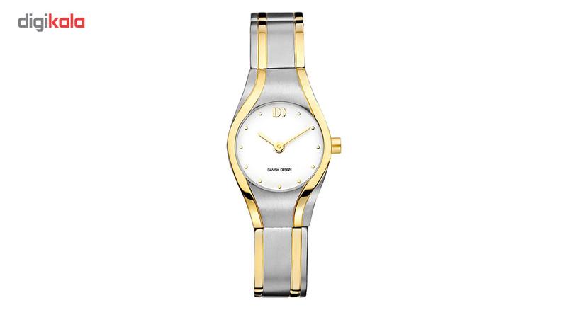 ساعت مچی عقربه ای زنانه دنیش دیزاین مدل IV65Q1036