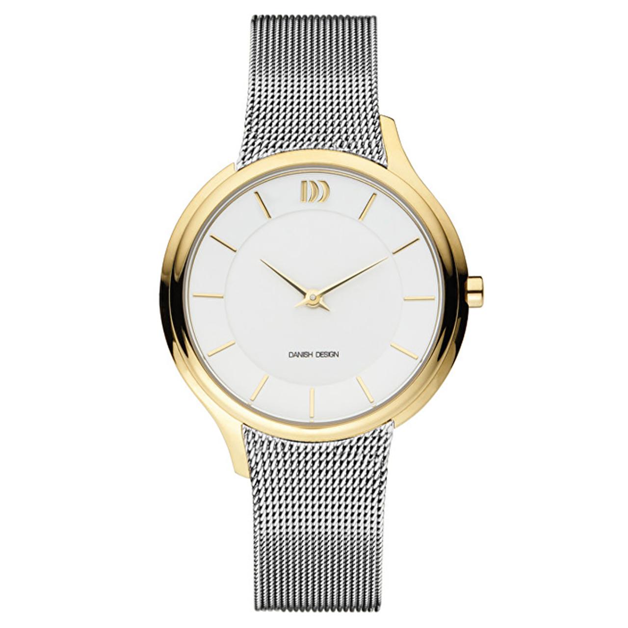 ساعت مچی عقربه ای زنانه دنیش دیزاین مدل IV65Q1194