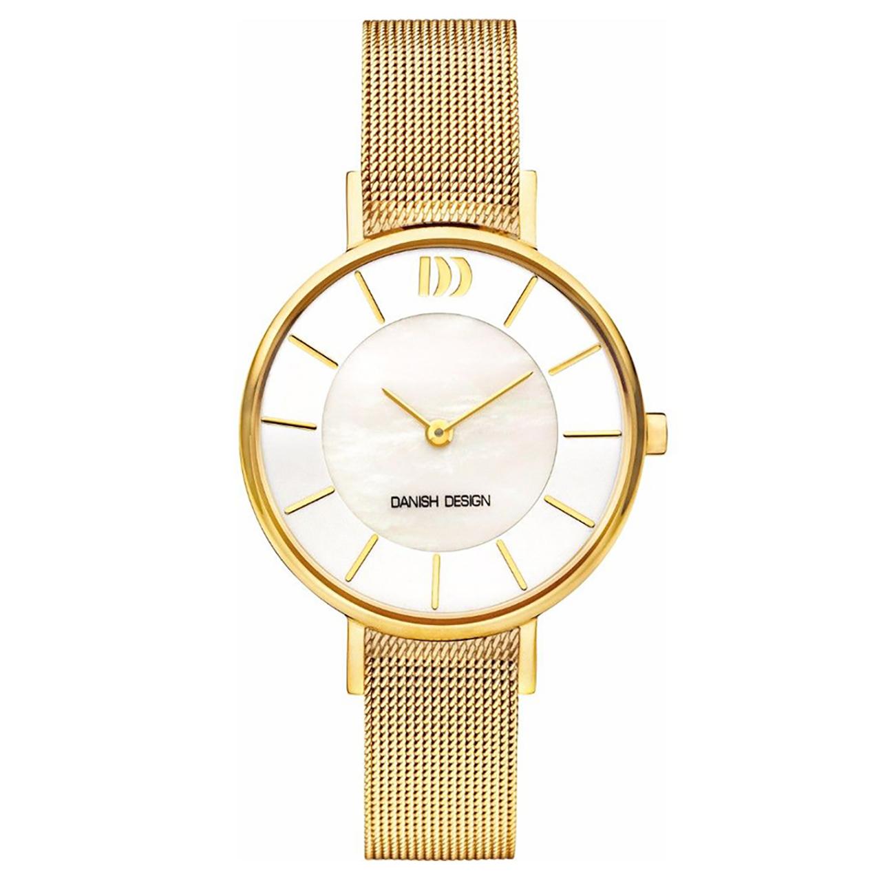 ساعت مچی عقربه ای زنانه دنیش دیزاین مدل IV05Q1167 27