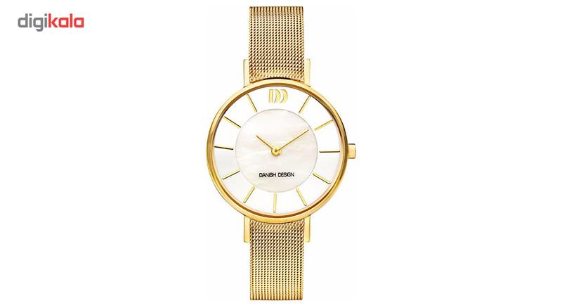 ساعت مچی عقربه ای زنانه دنیش دیزاین مدل IV05Q1167
