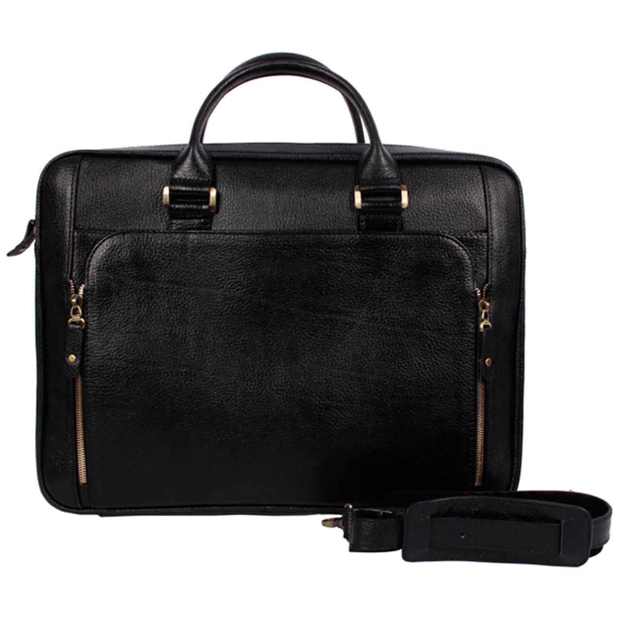 کیف اداری  رویال چرم کدBL22-Black