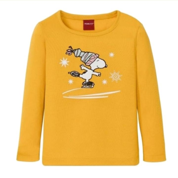 تی شرت آستین بلند بچگانه پیناتس مدل 340981
