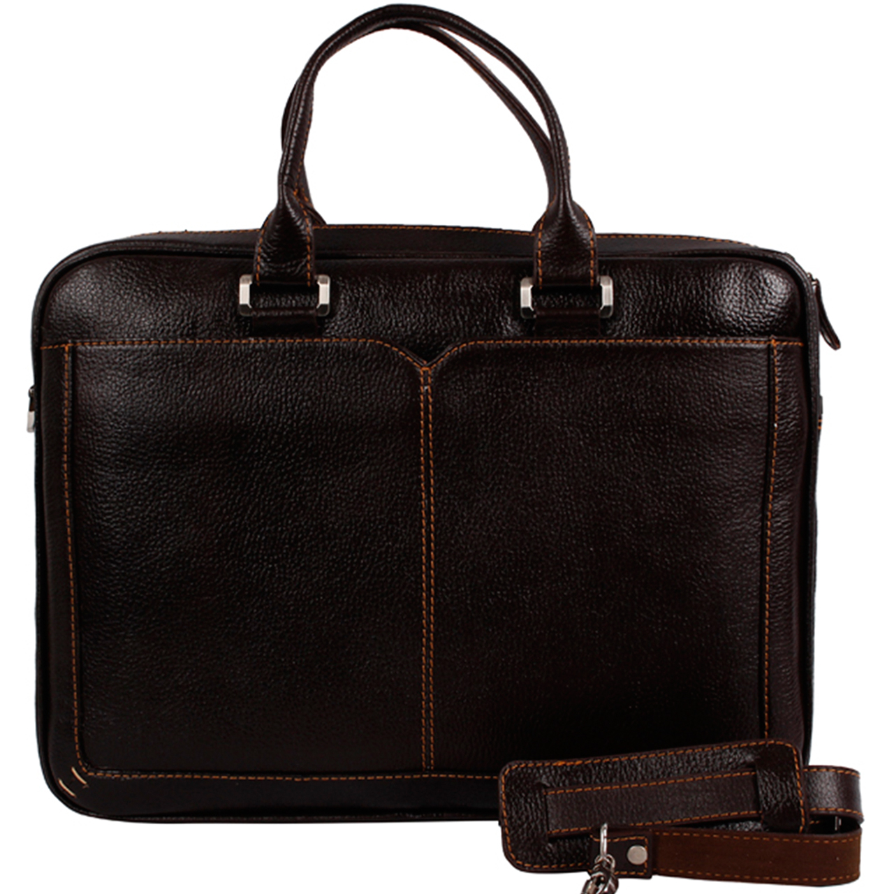 کیف اداری رویال چرم کدBL21-DarkBrown