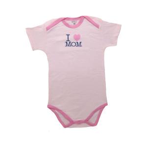 لباس بادی دخترانه کارترز مدل love mom