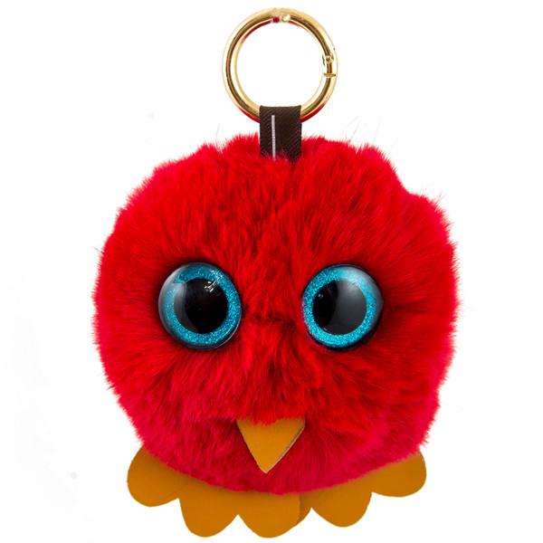 عروسک تاپ تویز مدل Red Owl ارتفاع 12سانتی متر