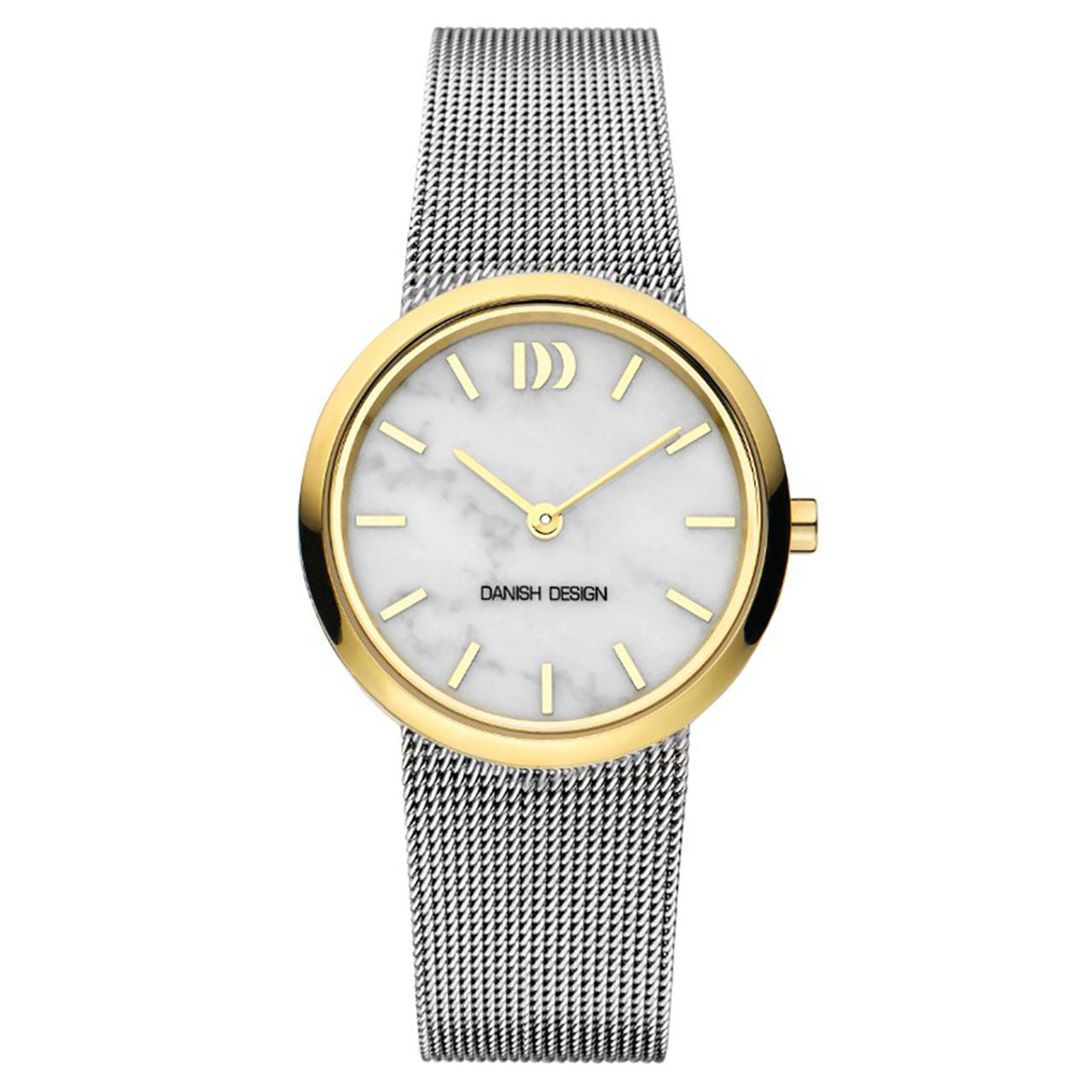 ساعت مچی عقربه ای زنانه دنیش دیزاین مدل IV65Q1211