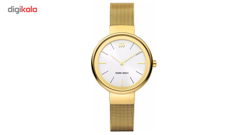 ساعت مچی عقربه ای زنانه دنیش دیزاین مدل IV05Q1209