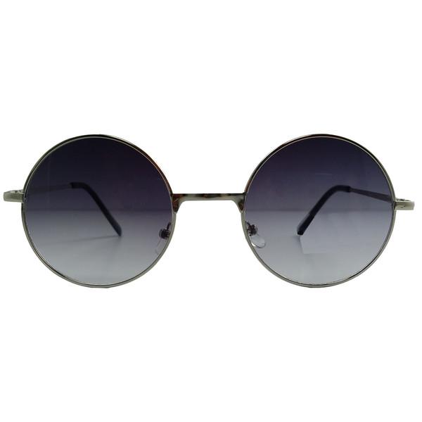 عینک آفتابی جان لنون مدل JOHN LENNON BLACK سایز 60 میلی متر