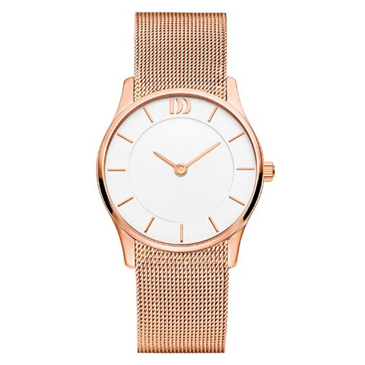 ساعت مچی عقربه ای زنانه دنیش دیزاین مدل IV67Q1063