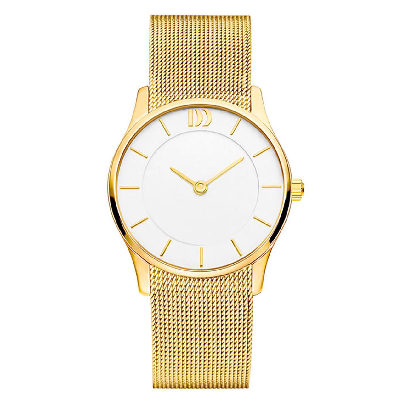 ساعت مچی عقربه ای زنانه دنیش دیزاین مدل IV05Q1063