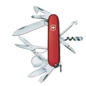 چاقوی ویکتورینکس مدل Explorer Red 16703