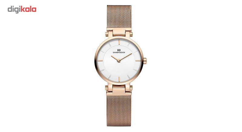 ساعت مچی عقربه ای زنانه دنیش دیزاین مدل IV67Q1089