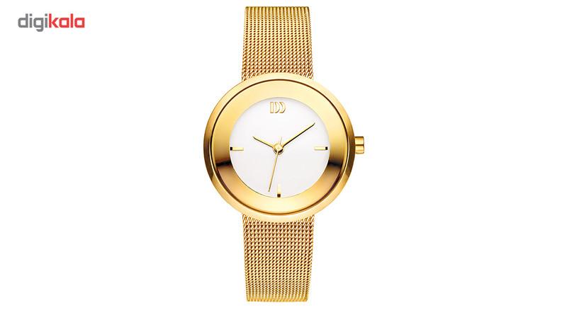 ساعت مچی عقربه ای زنانه دنیش دیزاین مدل IV05Q1060