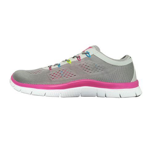 کفش ورزشی دخترانه ساکریکس مدل GSH90102-GRY PINK