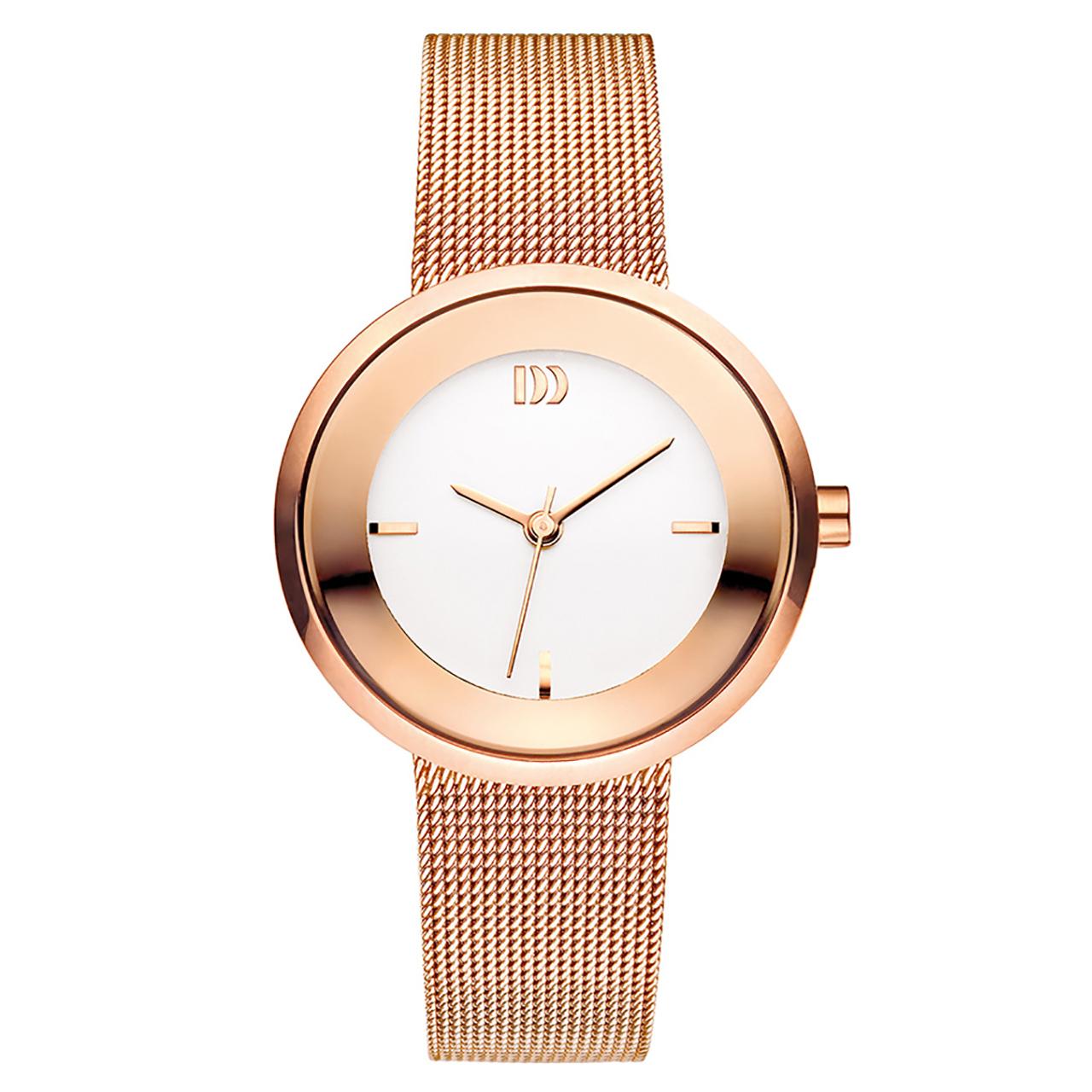 ساعت زنانه برند دنیش دیزاین مدل IV67Q1060