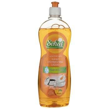 مایع ظرفشویی صحت مدل Orange مقدار 750 گرم