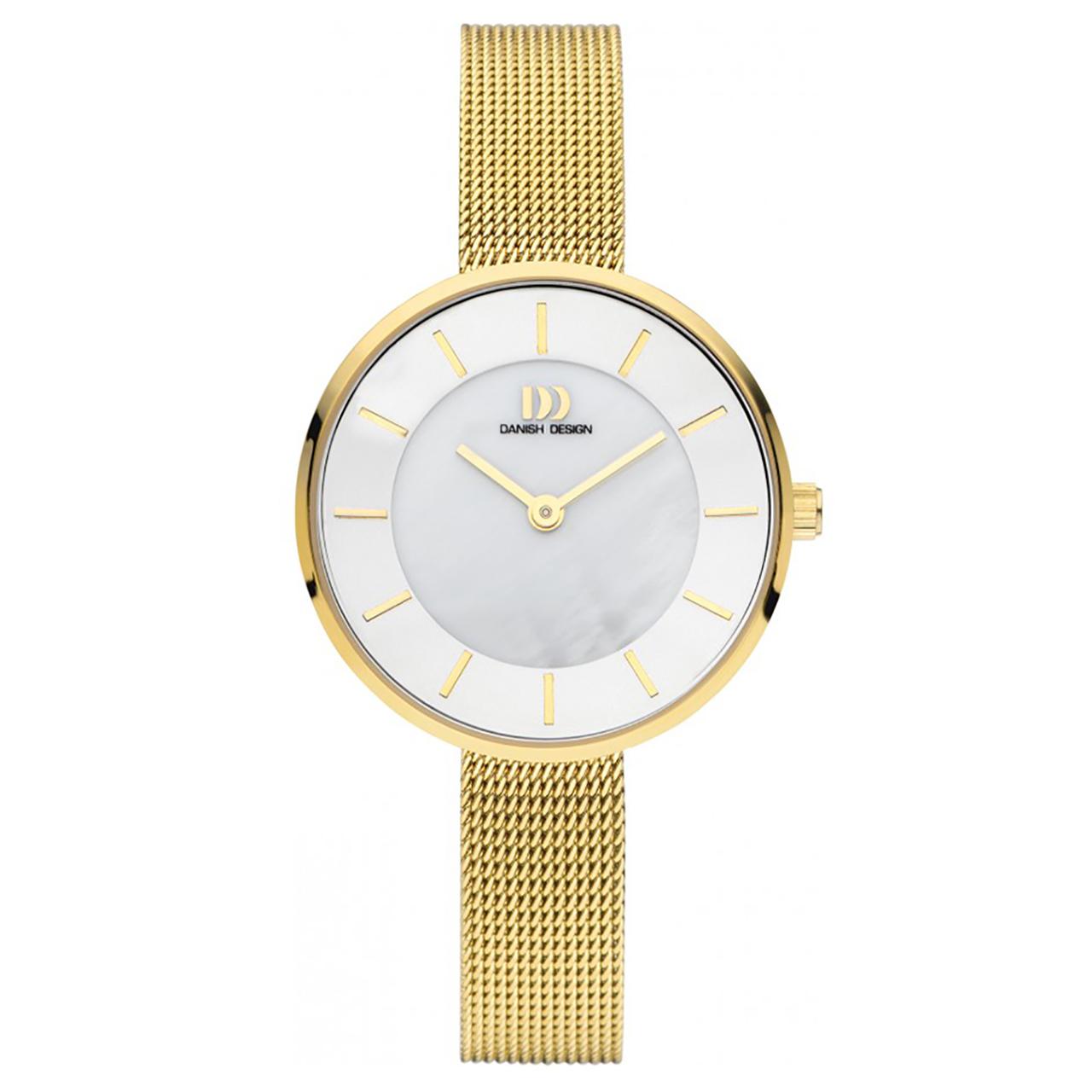 ساعت مچی عقربه ای زنانه دنیش دیزاین مدل IV05Q1158