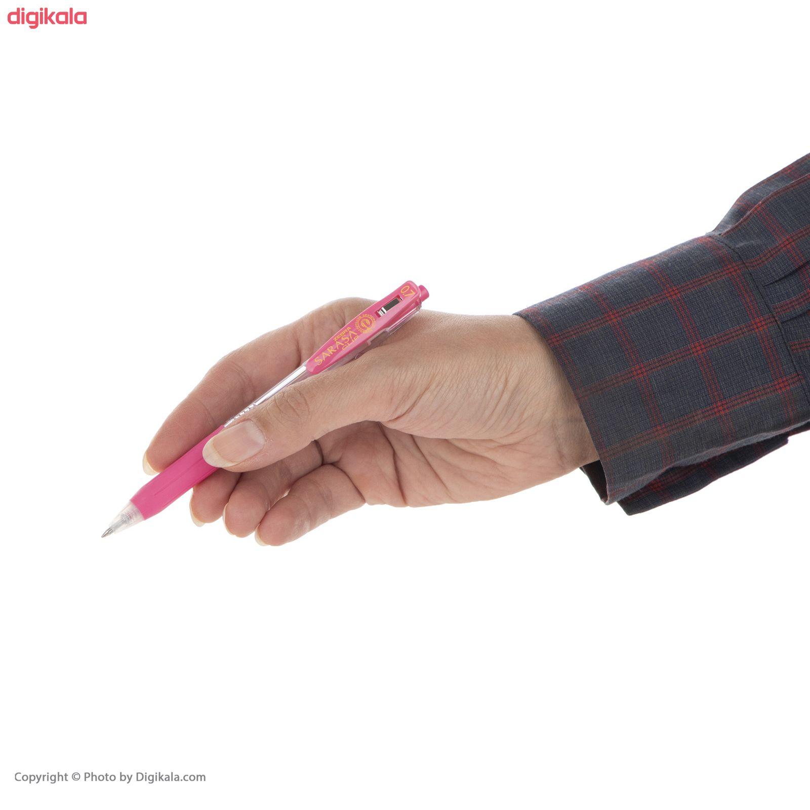 روان نویس زبرا مدل Sarasa Clip با قطر نوشتاری 0.7 main 1 21