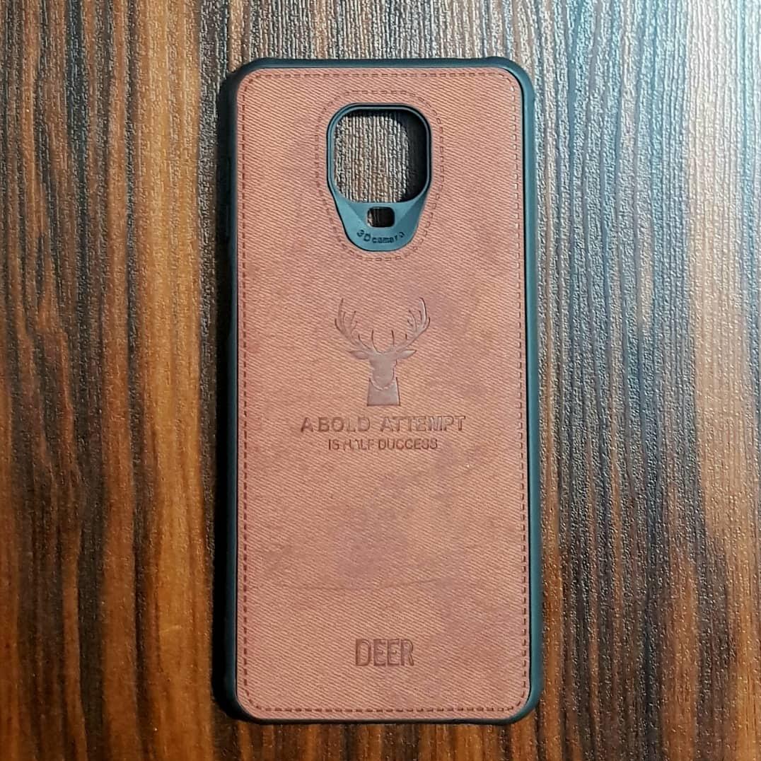 کاور مدل na10022 مناسب برای گوشی موبایل شیائومی Mi Note 9pro/9s