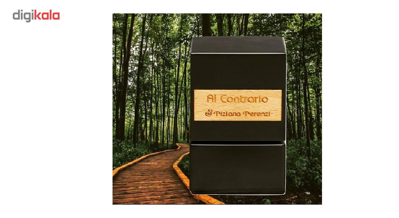 پرفیوم تیزیانا ترنزی مدل  Al Contrario حجم 50 میلی لیتر