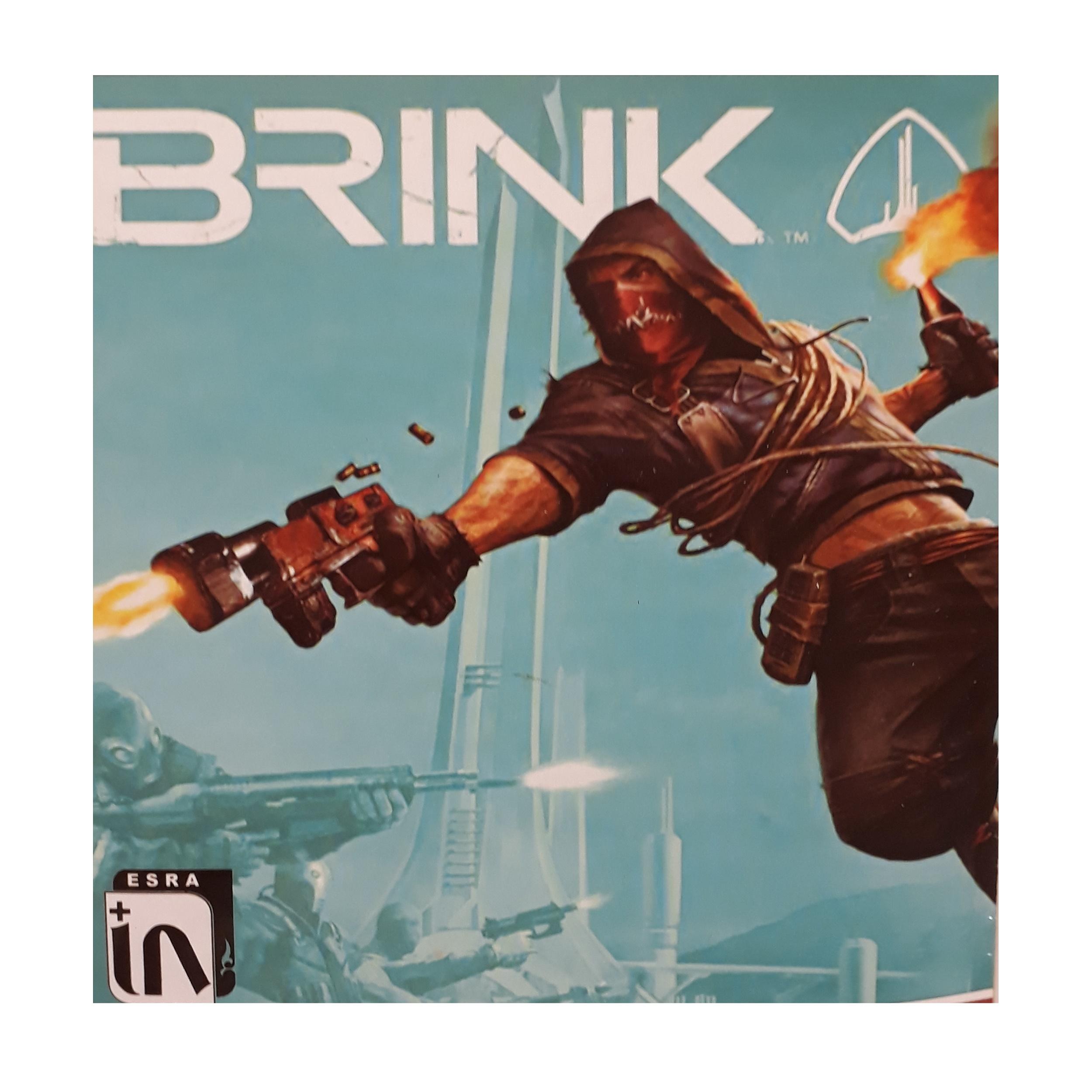 بازی brink مخصوص pc