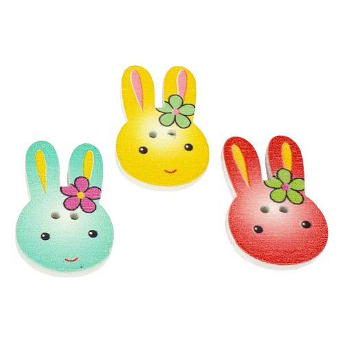 دکمه رایمون مدل خرگوشی بسته بندی 10 عددی
