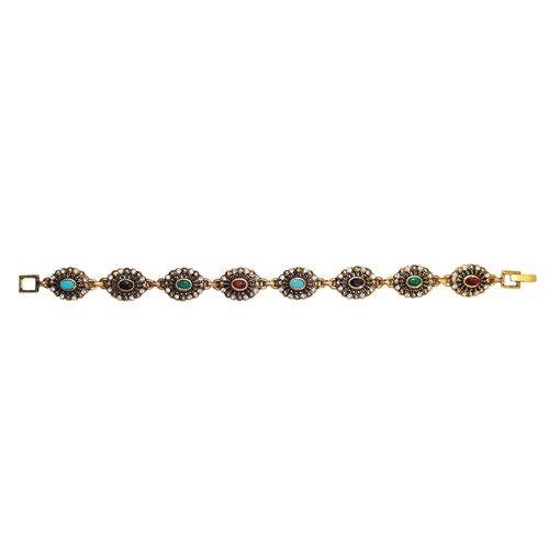 دستبند زنانه فشن جولری مدل 001