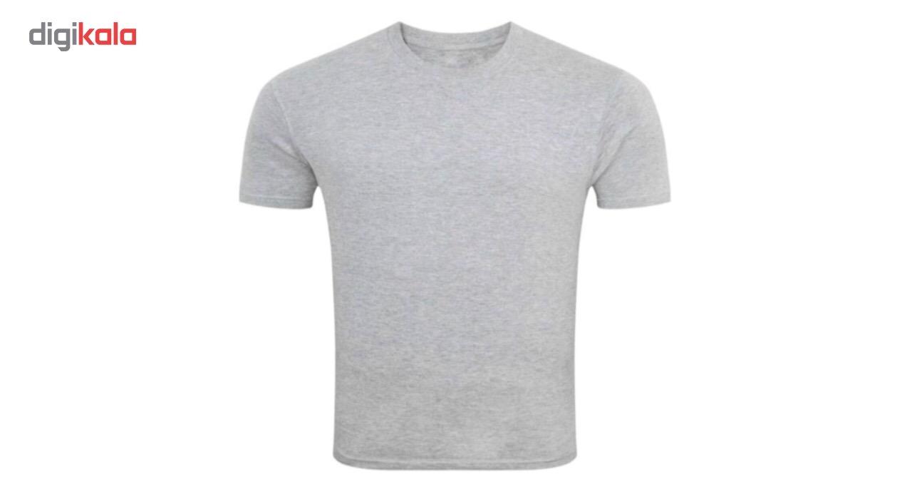 تی شرت مردانه ملانژ سالامین کد SA154