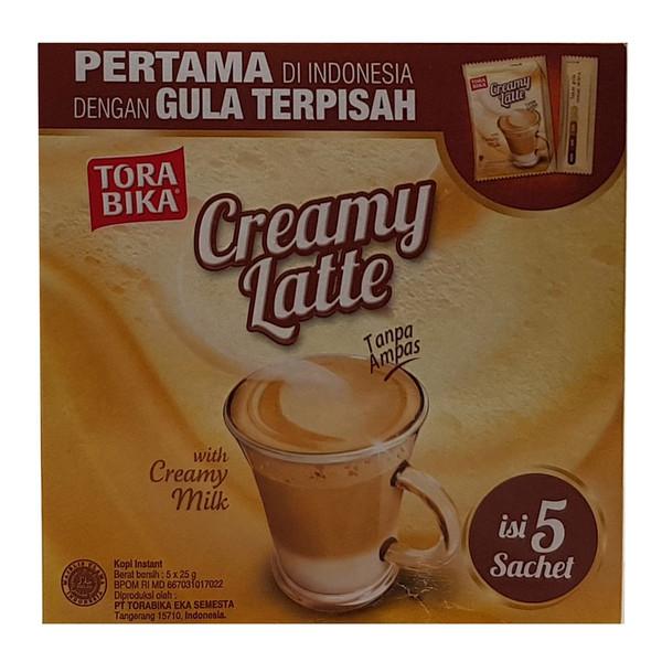 بسته ساشه  ترابیکا مدل Creamy Latte