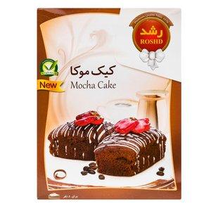 پودر کیک موکا رشد مقدار 500 گرم